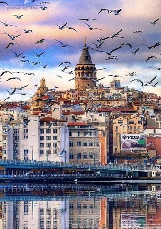 اسطنبول - برج غلاطة